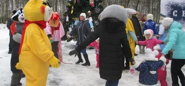 Для жителей Костромской области в новогодние дни организованы, праздничные спектакли, концерты, спортивные турниры и квесты