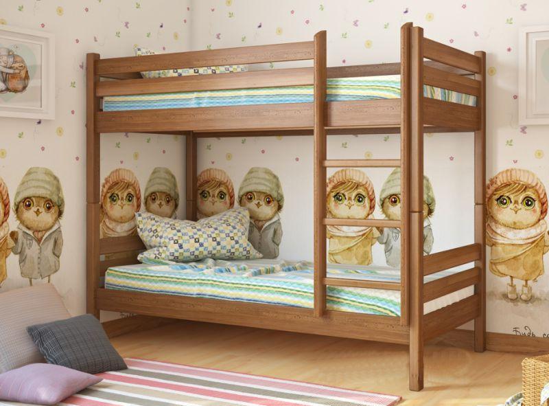 Кровать трансформер из дерева
